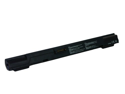 (Replacement Dell C6017 312-0305 battery for Dell Inspiron 700M, 710M)