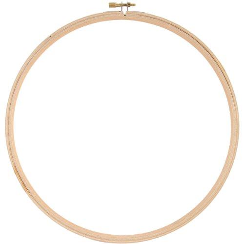 Darice Wood Embroidery Hoop 10