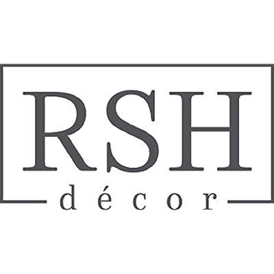 RSH DECOR Set of 4 Indoor/Outdoor 20