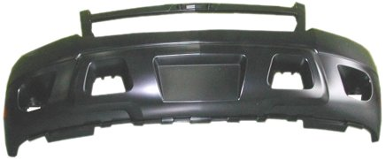 2007 avalanche front bumper cover - 2