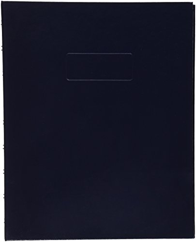 Notepro Notebook - BLUELINE Notepro Composition Notebook, Blue, 9.25