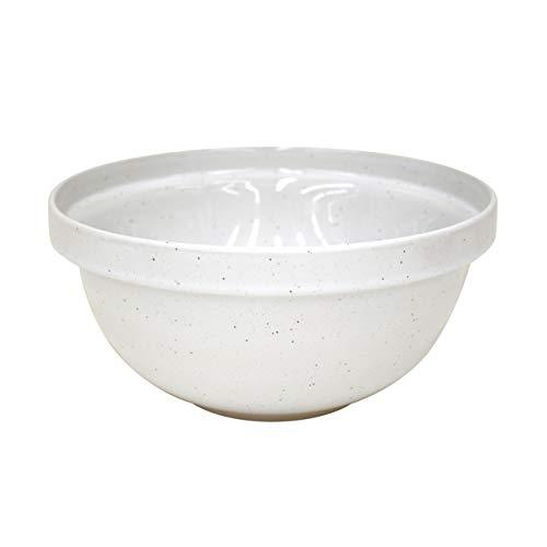 Casafina Fattoria Collection Stoneware Ceramic Large Mixing Bowl 12.25