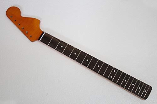 (22 FRET electric guitar neck rosewood fingerboard guitar neck for mustang)