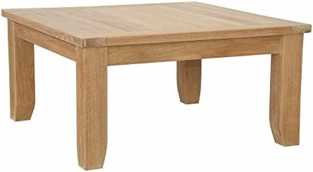 Anderson Teak DS-507 Luxe Square Coffee Table