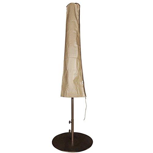 Abba Patio Outdoor Market Patio Umbrella Cover for 7-11 Ft Umbrella, Water Resistant, (7' Long Outdoor Bench)