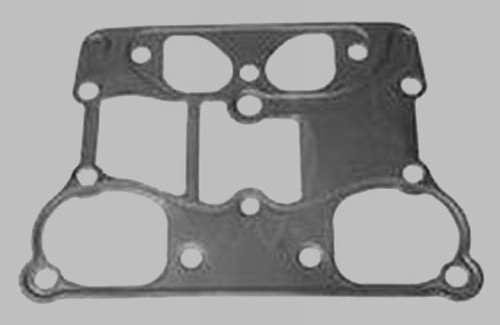 James Gasket Rocker Housing Gasket - Coated Metal JGI-16719-99