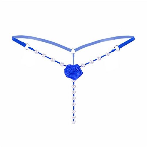 Memphis Reans - Tangas - para mujer 041 Blau