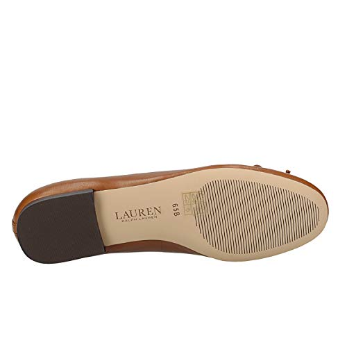 Ralph 714739 Beige 802 Ballerines Femmes pour Lauren 002 arwaqpx8