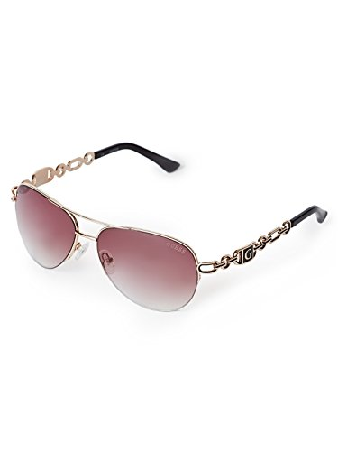GUESS Factory Women's Chain Aviator - Guess Aviator