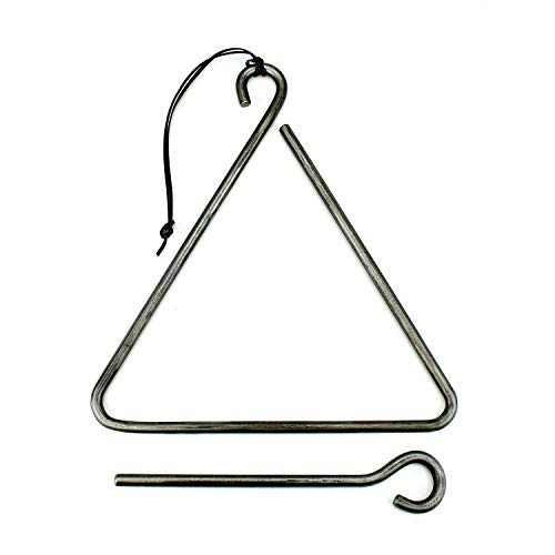 Forged Triangle Dinner Bell ()