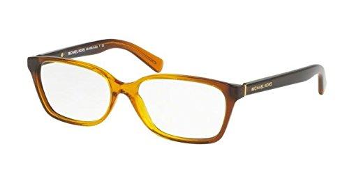 MICHAEL KORS Eyeglasses MK4039 INDIA 3218 Amber Gradient