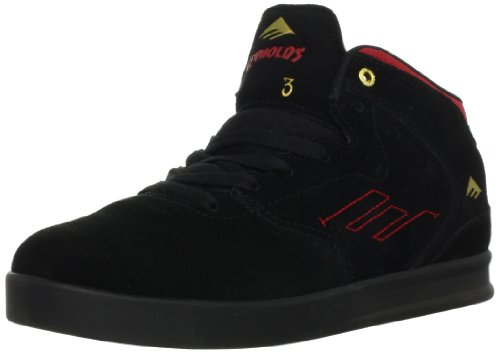 Emerica Emerica Mns The Reynolds - Zapatillas de Deporte de tela hombre Black/Red