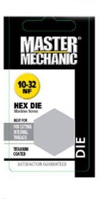 MIBRO GROUP 788556 1/4-28-Inch NF Hex - 28 Nf Die Hex