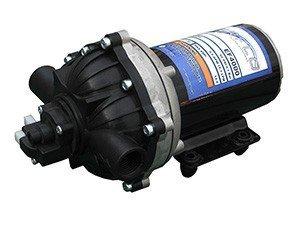 Everflo 12V Diaphragm Pump - 4.0 GPM, 60 PSI - EF4000
