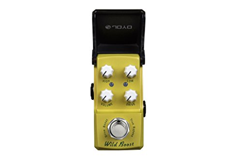 (Joyo JF-302 Wild Boost Electric Guitar Single Effect)