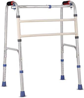 90GJ Tragbare, Faltbare Gehhilfe für behinderte, höhenverstellbare Produkte für die Rehabilitation älterer Menschen...