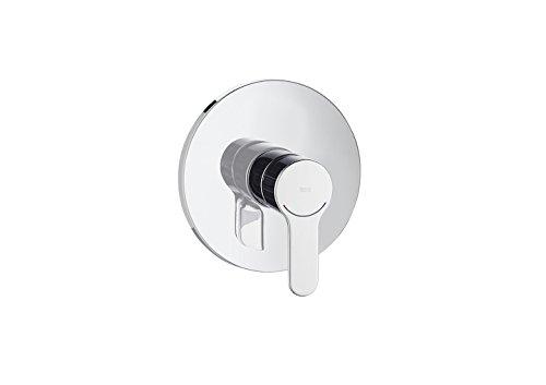 Roca L20 –  Recessed Mixer Tap Bath/Shower, Chrome A5A0A09C00