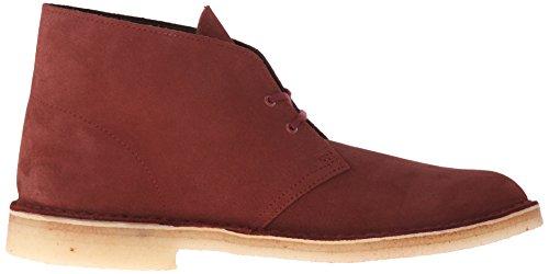 Clarks - Botas para hombre marrón marrón naranja terracota