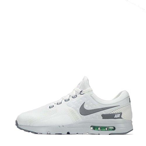 Nike Hommes Air Max Zéro Essentiel Chaussure De Course Blanc Froid Gris Pur Platine 102