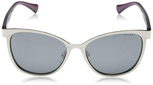 Ralph Silverflashsolid RA4118 Argenté Sonnenbrille Purple Silver pxz7wrpXq