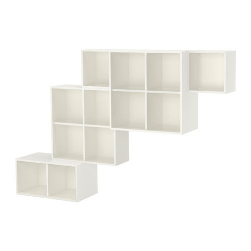 Ikea Wall-mounted cabinet combination, white 18204.26292.1426