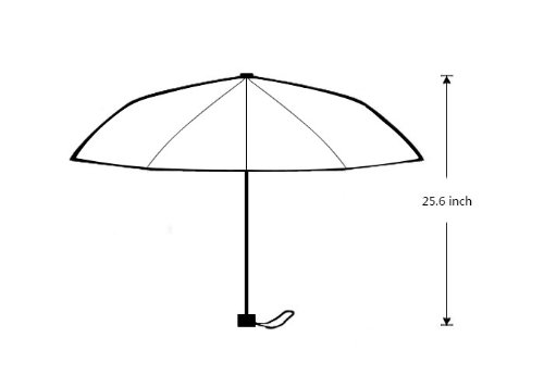 Amazon.com: USMC United States Marine Corps Marines Semper Fi Foldable Sun/Rain Umbrella Sunshade Parasol: Clothing
