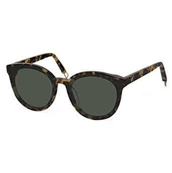 Gentle Monster BLACK PETER Sunglasses for Woman and Man (Unisex) (034, 64)