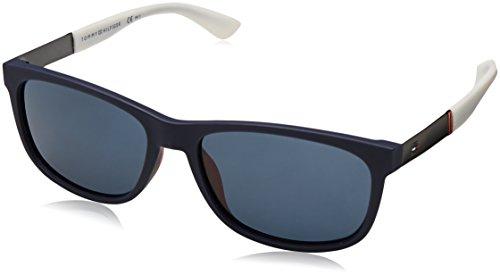 1520 Blue Tommy TH S Sonnenbrille Hilfiger Matt Azul qSPPwZtrx