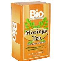 Bio Nutrition Moringa Tea Bags, 30 Count
