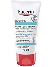EUCERIN Complete Repair Hand Cream for Dry to Extremely Dry, Rough and Tight Skin (75mL)