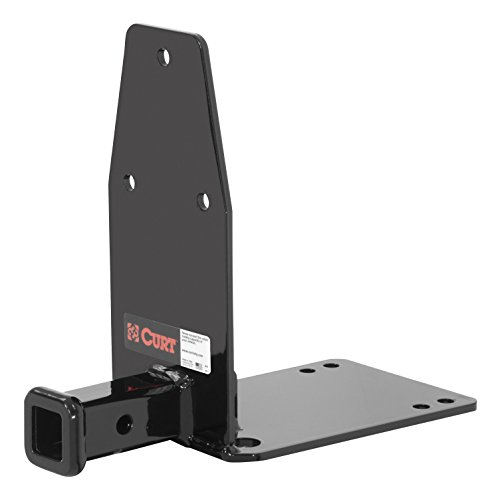 CURT 11811 Class 1 Trailer Hitch (Black Saab Hitch)
