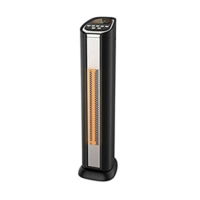LifeSmart LifeZone ZCHT1053US Quartz Infrared Tower Heater/Fan