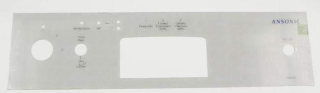 ANSONIC - Frontal de mandos Ansonic DA456: Amazon.es: Bricolaje y ...