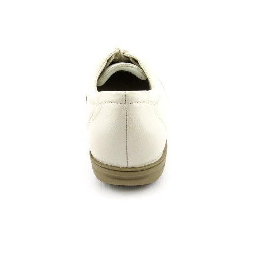 Gemakkelijke Geest Vrouwen Motion Sport Lace-up Sneaker Shell Leder