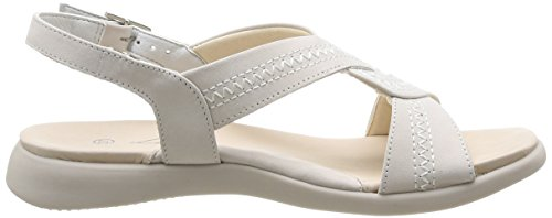 Luxat Blanc Women's Sandals Cassé Blanc Space rqr7tgv