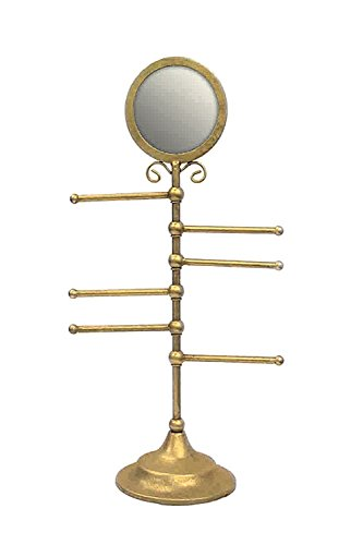 KARMAS CANVAS BRACELET MIRROR STAND (Gold) by Karmas Canvas