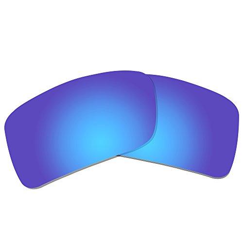 Dynamix Polarized Replacement Lenses for Oakley Gascan - Multiple Options (Deep Blue, Polarized - Blue Lenses Oakley Gascan