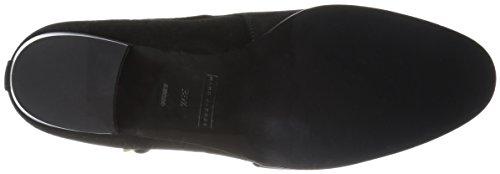 Marc Women's Interlock Jacobs Black Boot Ginger Ankle ppU7rqv