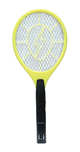 Geep Rechargeable Mosquito Racket Electric Insect Killer  Color May Vary