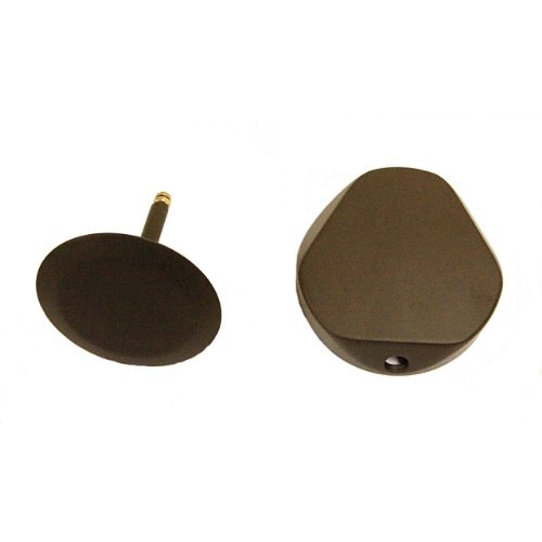 Geberit 151.551.HM.1 Traditional Metal TurnControl Trim Kit, Hard Coat Oil Rubbed Bronze by Geberit