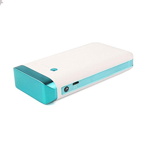 YOUNGFLY The External Mobile Power Supply 30000mAh Power Bank for Phones Blue