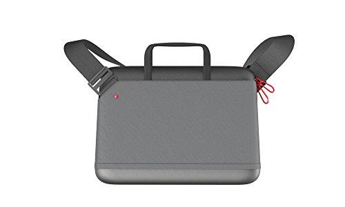 Emtec Traveler Bag M for Laptops 13-Inch Bag, Dark Grey