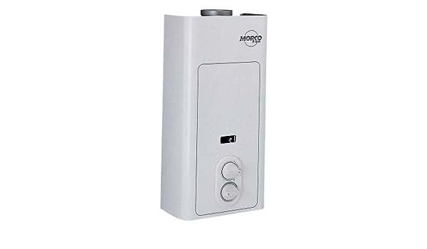 Morco D61B LPG - Calentador de agua