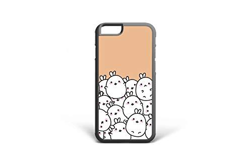 - Koldan Cute Bunny phone case White rabbits Hare phone cover iPhone 5S SE iPhone 6S iPhone 6 7 8 XS Max 7 Plus 8 Plus 6S Plus X XR XS Note 9 Samsung S6 S7 S8 S9 Plus S8 Plus S7 Edge Samsung Note 8 k37