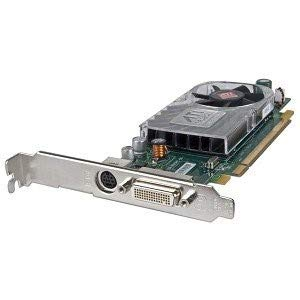 ATI Radeon HD 3450 256MB DDR2 PCI Express (PCI-E) DMS-59 Video Card w/TV-Out & DMS-59 to Dual DVI-I Cable
