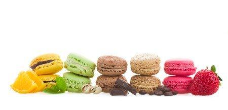 LeilaLove Macarons 21 Gourmet Macarons - Freshly baked to order - Love in Paris box by LeilaLove,Inc (Image #2)