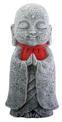 Japanese Buddha Statues - Ksitigarbha Jizo Ojizo-Sama Japanese Buddha Statue