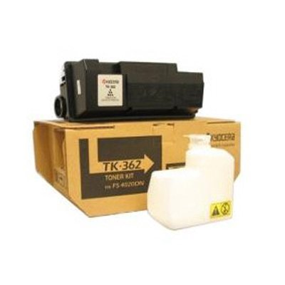 Kyocera Tk-362 Toner Yield Up To 20000 Pages At 5% Coverage