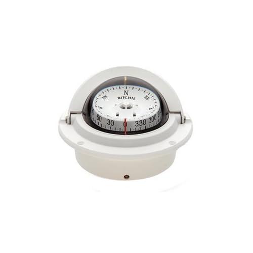 Image of Compasses Compass, Flush Mount, 3' Combi, White