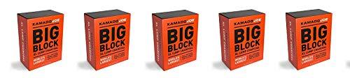 KamadoJoe KJCHAR KJ-CHARBOX Hardwood Extra Large Lump Charcoal, 1-(Pack) (5-(Pack))